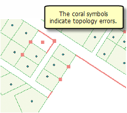 Maintaining spatial integrity with topology