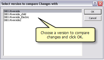 Choose a version to compare changes with