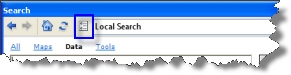 Opening the Index/Search Options dialog box