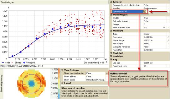 Geostatistical Analyst Wizard