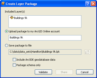 Create Layer Package