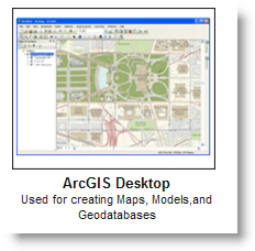 Using ArcGIS Desktop to author and publish rich GIS content